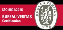 Certification ISO 9001 - Bureau Veritas